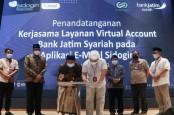 Bank Jatim Siapkan Layanan Digital untuk Kalangan UMKM Pesantren