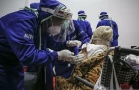 Kemenkes Akui Vaksinasi Lansia Rendah, Ini Kendalanya