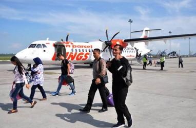 Penerbangan di Kualanamu Masih Lesu