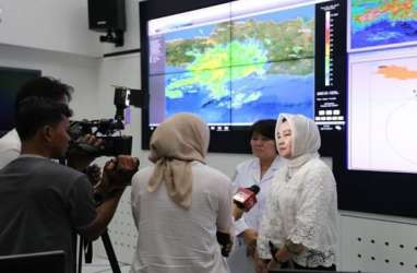 BMKG: Waspadai Dampak Gelombang Mirip Tsunami di NTT