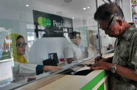 Pegadaian Wilayah III Palembang Kucurkan Kredit Mikro…