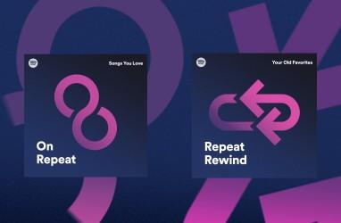 'On Repeat' Resmi Rilis, Ini Daftar Lagu dan Artis Populernya
