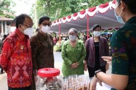 Jelang Galungan dan Kuningan, Pemprov Bali Gelar Pasar…