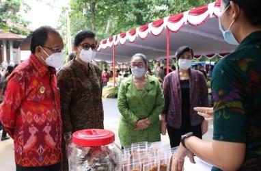 Jelang Galungan dan Kuningan, Pemprov Bali Gelar Pasar Murah