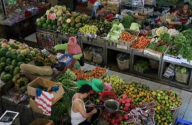 Kunjungi Pasar Bawah Bukittinggi, Mendag Pastikan Pasokan Bahan Pokok Aman