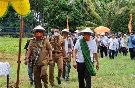 Sinergi antara BNI dengan Pemerintah Kabupaten Soppeng dalam Rangka Meningkatkan Kesejahteraan Petani Jagung