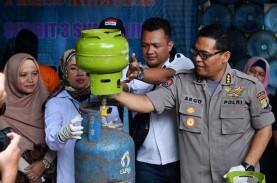 Bareskrim Tangkap 2 Pengoplos Gas Bersubsidi di Jakarta…