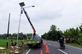 Pajak Penerangan Jalan di Bengkalis Capai Rp20 Miliar…