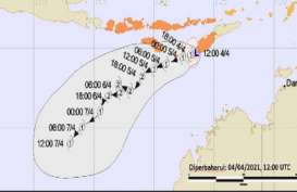 Nusa Tenggara Timur Dihantam Siklon Seroja, Begini Dampaknya