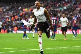 Lukaku Puji Penampilan Jesse Lingard di West Ham