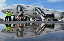 Saudia Airlines Layani Jemaah Haji Pakai Boeing 777-300