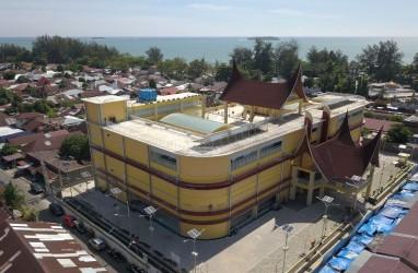 Wika Gedung (WEGE) Rampungkan Revitalisasi Pasar Pariaman, Bisa Jadi Lokasi Evakuasi Bencana