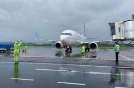 Bandara Ahmad Yani Catatkan Kenaikan Penumpang 52…