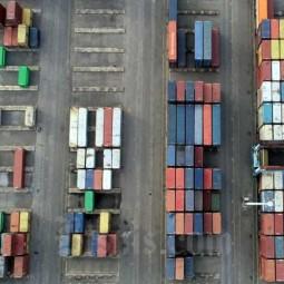 Realisasi Bongkar Muat di Pelabuhan Panjang, Lampung Pada Triwulan I/2021 Mencapai 25.751 Box