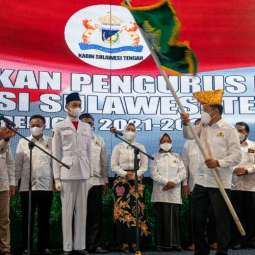 Kadin Indonesia Secara Maraton Lantik Pengurus di Sejumlah Provinsi di Indonesia