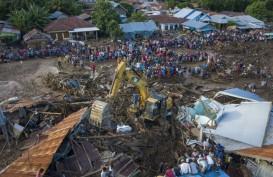 Banjir NTT, BNPB: 117 Meninggal, 76 Orang Masih Hilang
