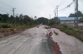 Perusahaan Swasta Diminta Perbaiki Jalan Poros Nasional Samarinda-Bontang