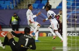 Cukur Liverpool 3-1, Real Madrid Hanya Butuh Hasil Imbang di Anfield