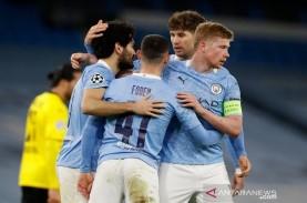 Meski Kalah 1-2 dari Man City, Peluang Dortmund Tetap…