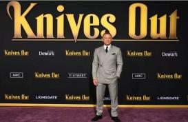 Setelah 007, Daniel Craig Jadi Detektif di Sekuel 'Knives Out'