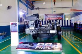 Bus Hino R260 AS Pakai Suspensi Udara Adiputro, Apa…