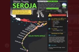 Dampak Siklon Seroja Masih Ada, Terasa di NTB Hingga…