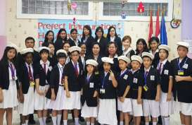 Saint Monica Jakarta School Siap Pembelajaran Tatap Muka Kembali
