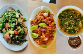 Nikmatnya Cita Rasa Masakan Manado nan Pedas di Beautika
