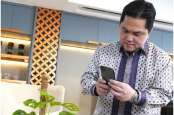 Erick Thohir Targetkan Kepemimpinan Wanita di BUMN hingga 20 Persen