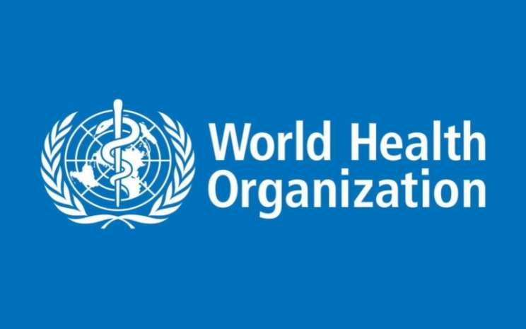 Logo World Health Organization (WHO)  -  www.who.int