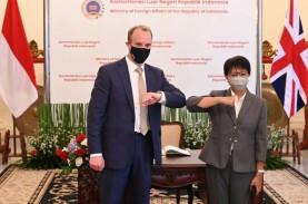 Indonesia - Inggris Siapkan Perjanjian Perdagangan…