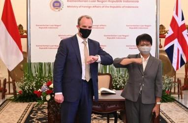 Indonesia - Inggris Siapkan Perjanjian Perdagangan di 10 Sektor