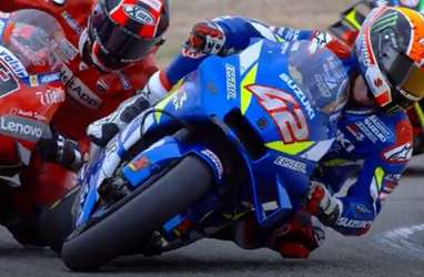 Jelang MotoGP, 4 Pesawat Jumbo Seliweran di Bandara Lombok