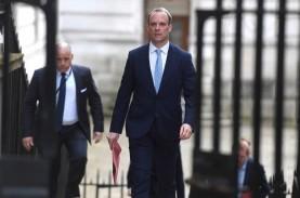 Menlu Inggris Minati Kerja Sama Pertahanan Maritim…