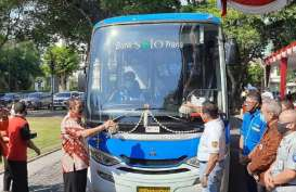 Program Buy The Service Kemenhub Angkut 2,3 Juta Penumpang