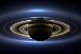 Saksikan Konjungsi Triple Bulan-Saturnus dan Jupiter…