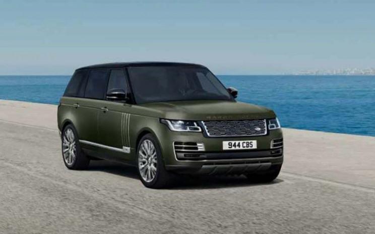 Range Rover SVAutobiography Ultimate.  - Jaguar Land Rover