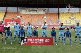 Hasil Persela Vs Persik Berakhir Imbang 2-2