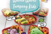 Warna-Warni Tumpeng untuk Pesta Ulang Tahun Anak