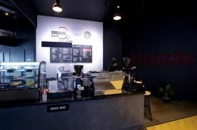 Senayan jadi Saksi Kafe Pertama Honda di Dunia