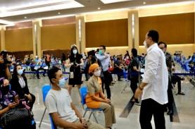 Surabaya Gencarkan Vaksinasi di Mal