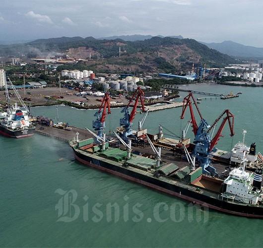 Lalu Lintas Barang Meningkat, Pelabuhan Ciwandan Terus Berbenah