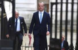 Menlu Inggris Bertemu Menkes RI, Bahas Kerja Sama Atasi Pandemi