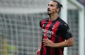 Zlatan Ibrahimovic Segera Perpanjang Kontrak di Milan