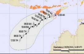 Intensitas Siklon Seroja Meningkat, BNPB Minta BPBD 6 Provinsi Siaga