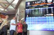Bursa: Investor Wait and See Bikin Transaksi Saham Berkurang