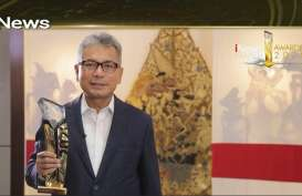 Kinerja Positif di Tengah Pandemi, BRI Terima Penghargaan The Best CEO & Best Innovative Company pada iNews Maker Awards 2021