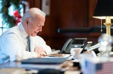 Rencana Pajak Biden Targetkan Penerimaan US$35 Miliar dari Bahan Bakar Fosil