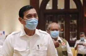 Vaksinasi di Bali Terlambat 2 Bulan, Luhut Beberkan…