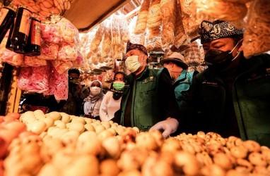 Oded Sidak Pasar, Temukan Harga Kepokmas Mulai Merangkak Naik Jelang Ramadan